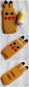 Crochet Mobile Cover Pattern (10)