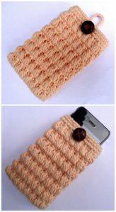 Crochet Mobile Cover Pattern (14)