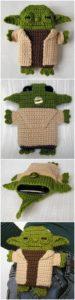 Crochet Mobile Cover Pattern (19)