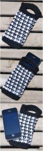 Crochet Mobile Cover Pattern (2)