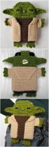 Crochet Mobile Cover Pattern (20)