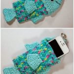Crochet Mobile Cover Pattern (23)