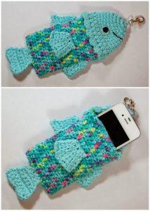 Crochet Mobile Cover Pattern (23)