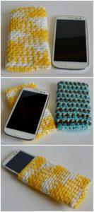Crochet Mobile Cover Pattern (26)