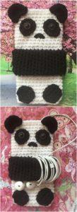 Crochet Mobile Cover Pattern (40)