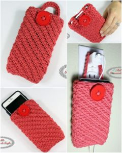 Crochet Mobile Cover Pattern (43)
