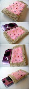 Crochet Mobile Cover Pattern (5)