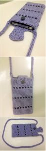 Crochet Mobile Cover Pattern (7)