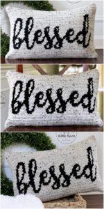 Crochet Pillow Pattern (26)