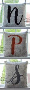 Crochet Pillow Pattern (31)