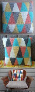 Crochet Pillow Pattern (41)