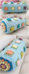 Crochet Pillow Pattern (6)