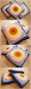 Crochet Pillow Pattern (61)