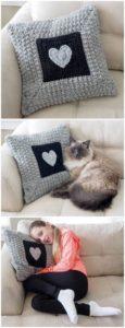 Crochet Pillow Pattern (8)