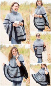 Crochet Poncho Pattern (11)