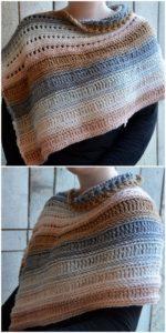 Crochet Poncho Pattern (15)
