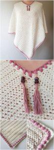 Crochet Poncho Pattern (17)