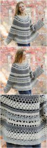 Crochet Poncho Pattern (20)