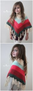 Crochet Poncho Pattern (23)