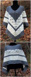 Crochet Poncho Pattern (26)
