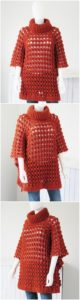 Crochet Poncho Pattern (32)