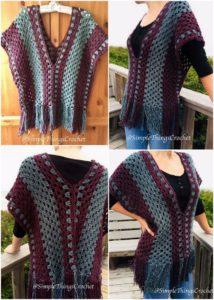 Crochet Poncho Pattern (39)