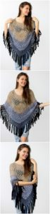 Crochet Poncho Pattern (4)