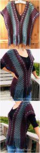 Crochet Poncho Pattern (40)
