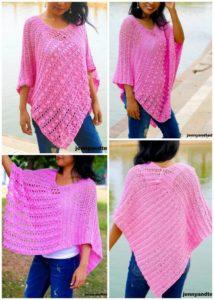 Crochet Poncho Pattern (48)