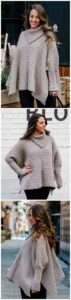Crochet Poncho Pattern (59)