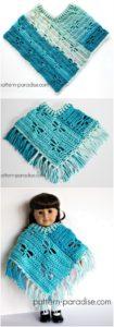Crochet Poncho Pattern (6)