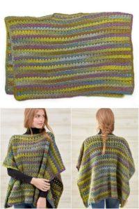 Crochet Poncho Pattern (62)