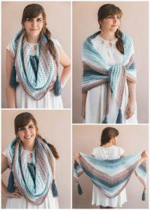 Crochet Shawl Pattern (10)