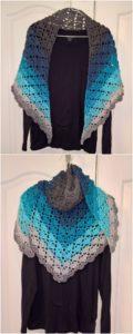 Crochet Shawl Pattern (15)