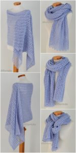Crochet Shawl Pattern (17)