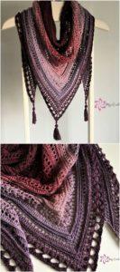 Crochet Shawl Pattern (2)
