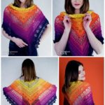 Crochet Shawl Pattern (22)