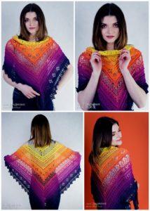 Crochet Shawl Pattern (22)