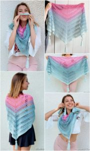 Crochet Shawl Pattern (23)