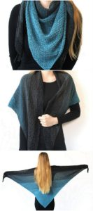 Crochet Shawl Pattern (25)