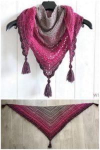 Crochet Shawl Pattern (26)