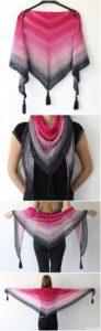Crochet Shawl Pattern (27)