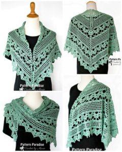Crochet Shawl Pattern (3)