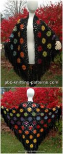 Crochet Shawl Pattern (31)