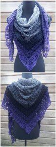 Crochet Shawl Pattern (35)