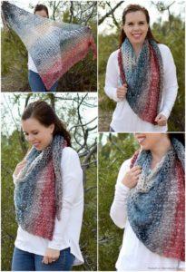 Crochet Shawl Pattern (39)