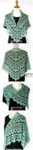 Crochet Shawl Pattern (4)