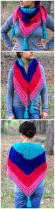 Crochet Shawl Pattern (41)