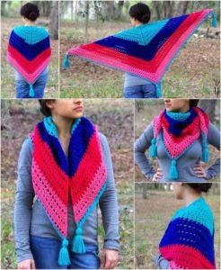 Crochet Shawl Pattern (42)