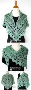 Crochet Shawl Pattern (5)
